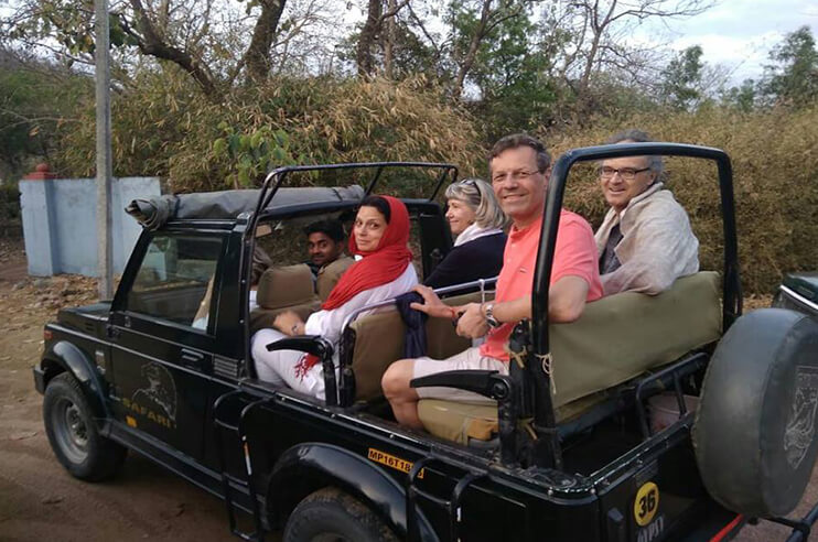 enjoy panna tiger safari
